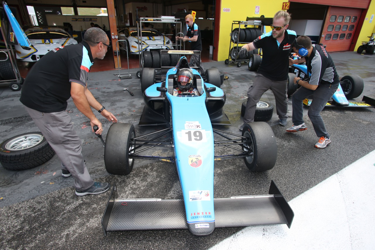 Giacomo Bianchi (Jenzer Motorsport,Tatuus F.4 T014 Abarth #19)
