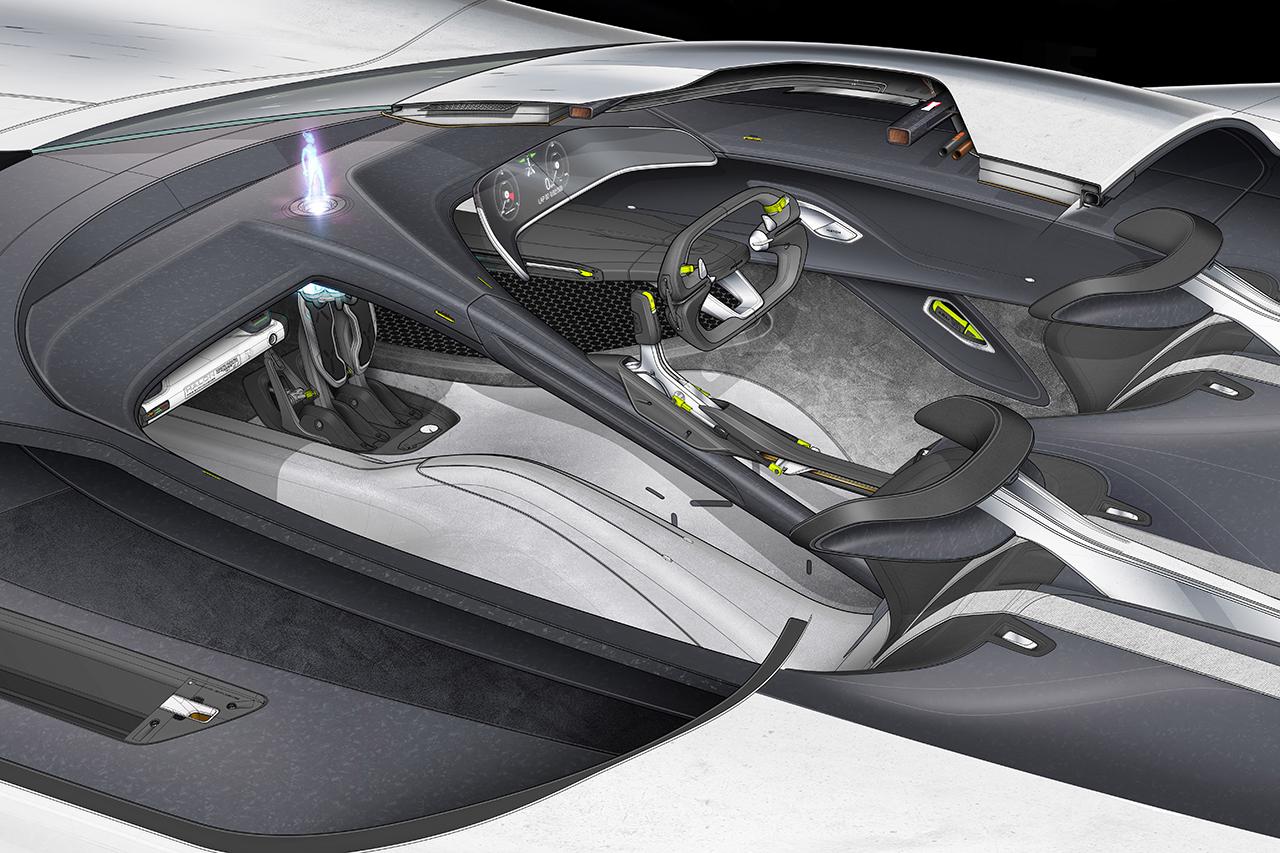 Jaguar Vision Gran Turismo Coupé 2019