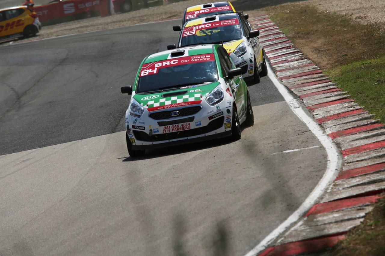 KIA Green Hybrid Cup Pergusa, Italia 25 -26 Luglio 2015