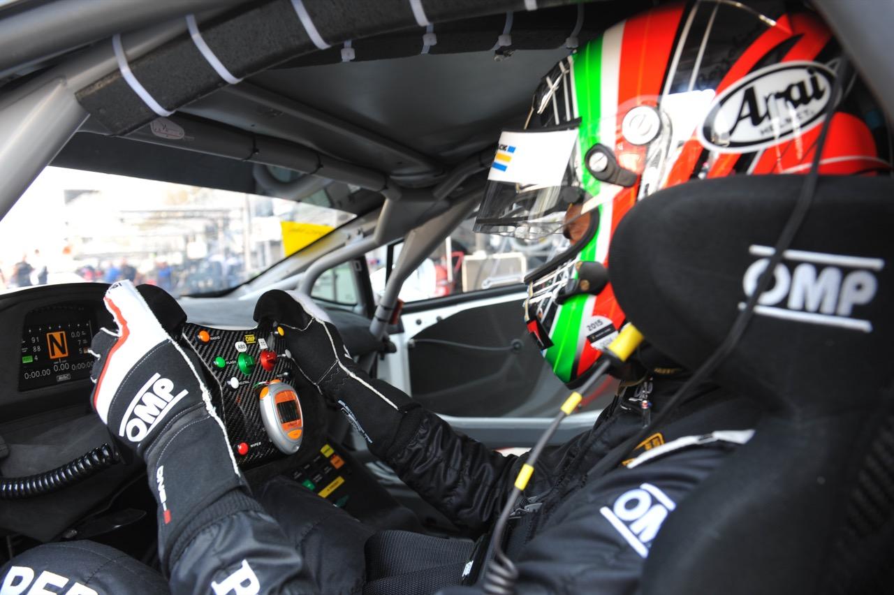 Kei Francesco Cozzolino (ITA), Lamborghini Huracán LP 620-2 Super Trofeo, Team Vincenzo Sospiri Racing
