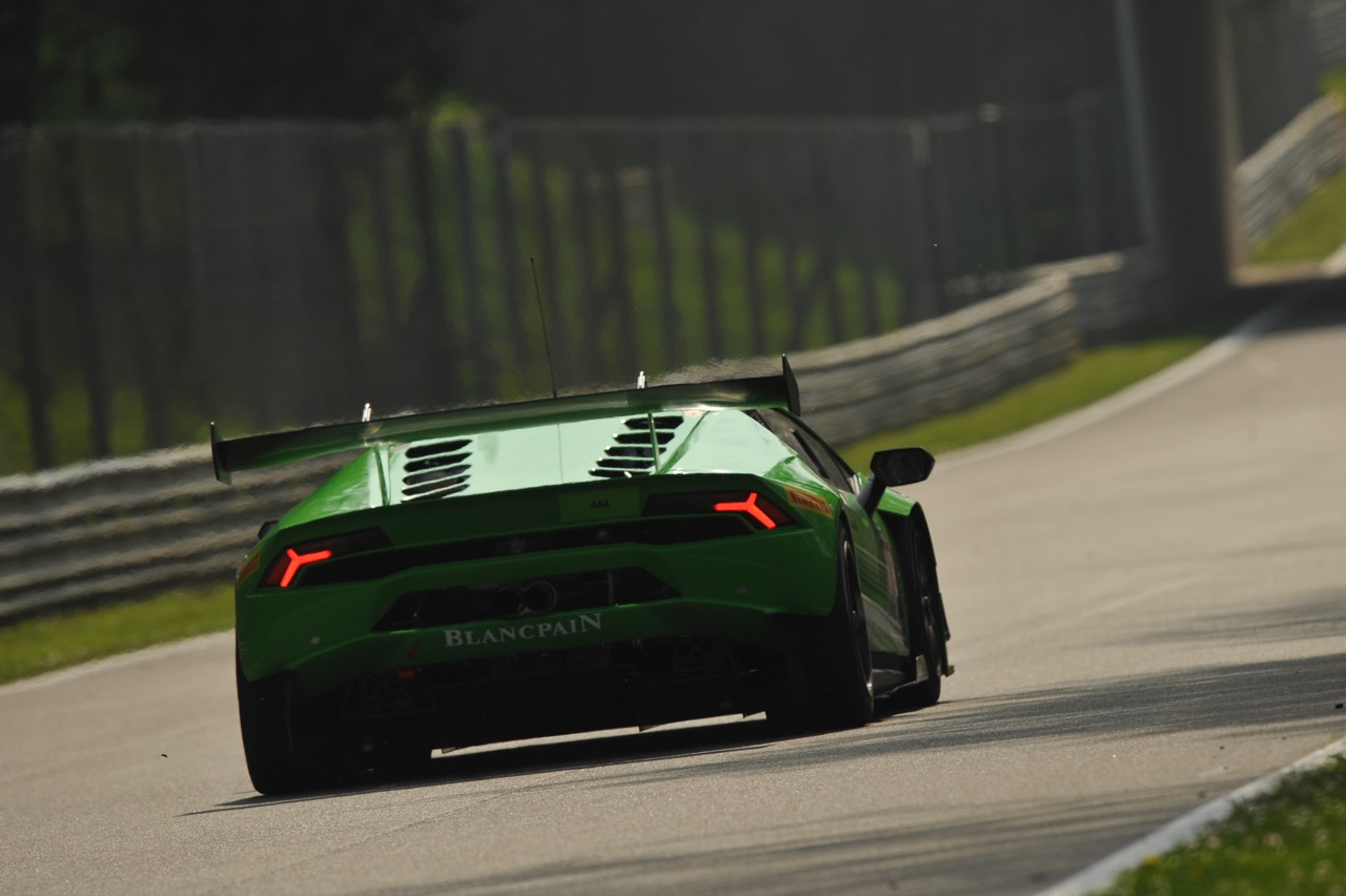 Shota Abkhnazava (GEO), Lamborghini Huracán LP 620-2 Super Trofeo, Artline Team Georgia