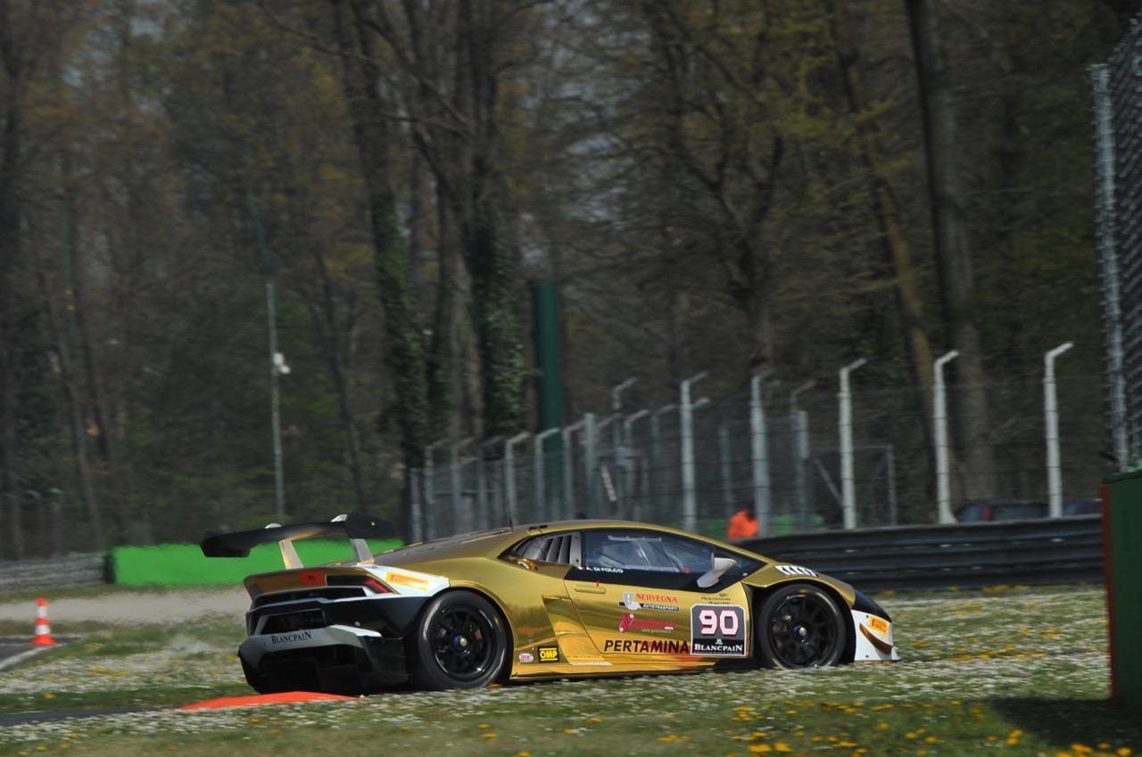 Alberto Di Folco (ITA), Lamborghini Huracán LP 620-2 Super Trofeo, Team Raton Racing