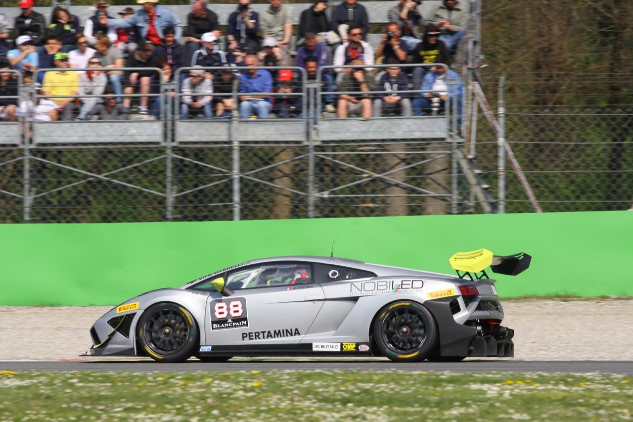 Carima Lima (PRT), Andrea Palma (ITA), Lamborghini Gallardo LP 570-4 Super Trofeo, Team Imperiale Racing