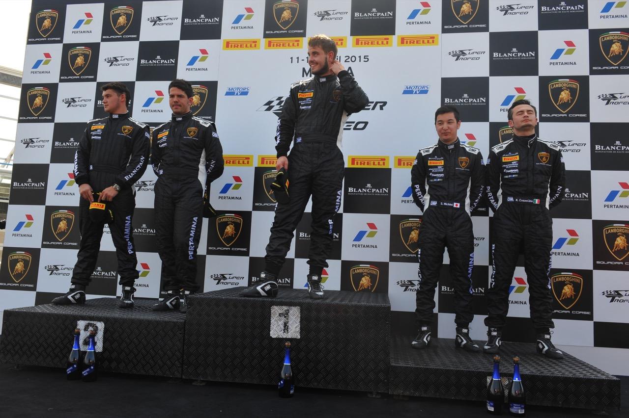 Podium Race 2