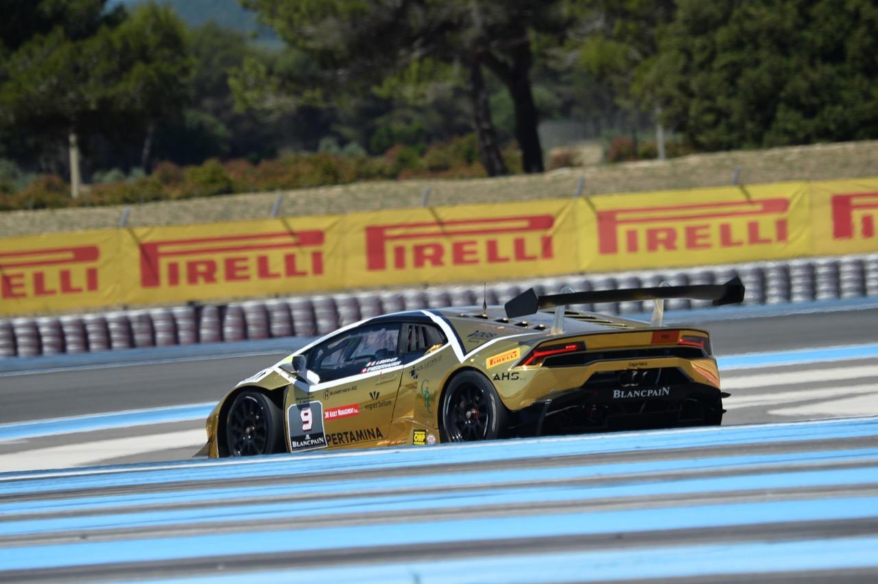 Lamborghini Super Trofeo, Paul Ricard, France 19 - 21 06 2015