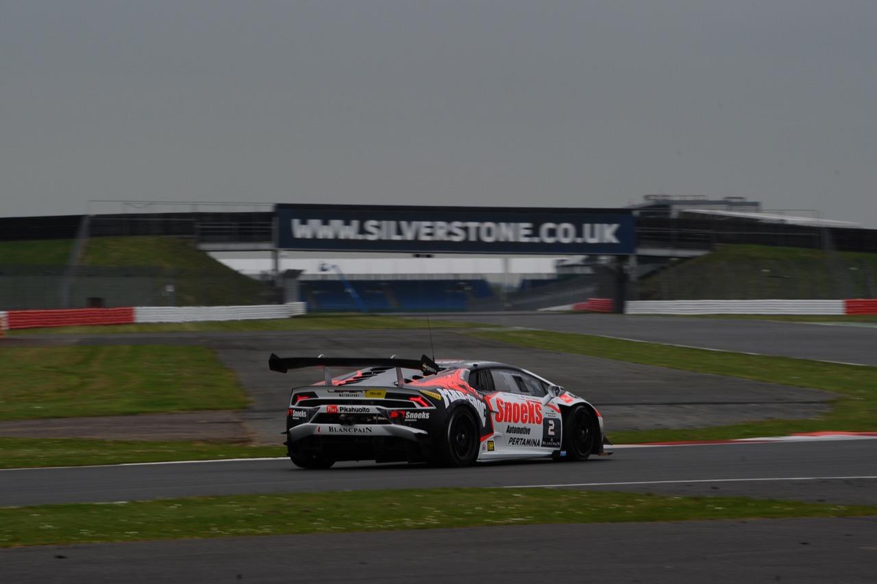 Lamborghini Super Trofeo Silverstone, England 22 - 24 05 2015