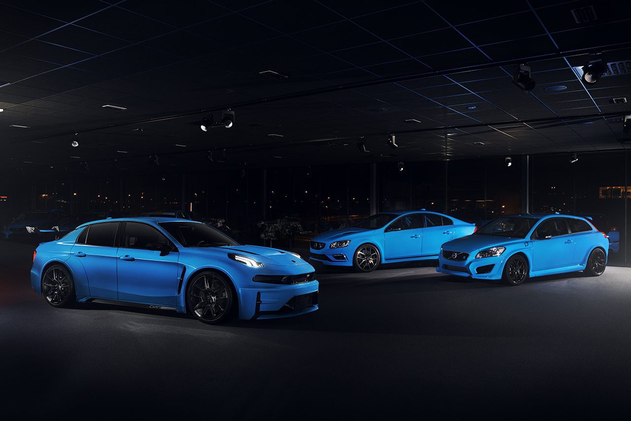 Lynk & Co 03 Cyan Concept 2019