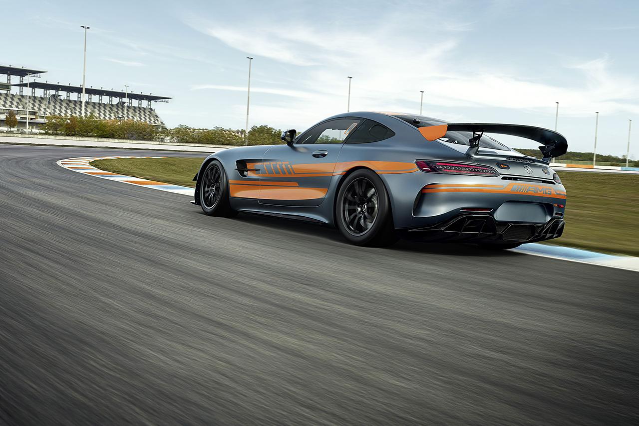 Mercedes-AMG GT4 Evo 2020
