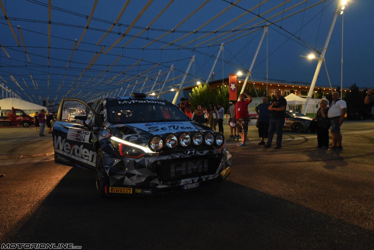 Milano Rally Show 2018 - Ph. Roberto Cassago