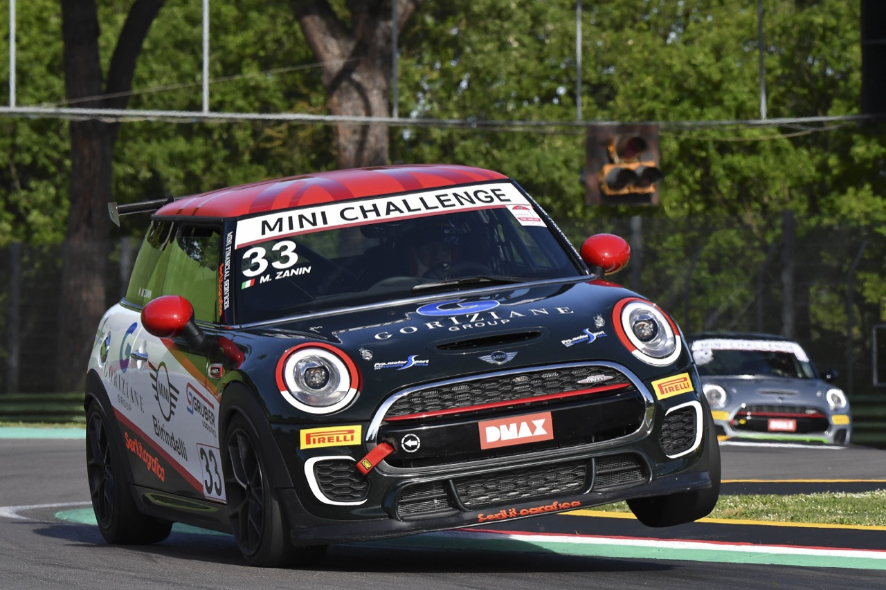 Massimo Zanin  (ITA) Mini John Cooper Works