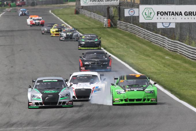 Mitjet Series - Monza Round 2018