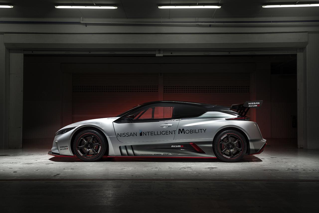 Nissan LEAF NISMO RC - Valencia, 2020