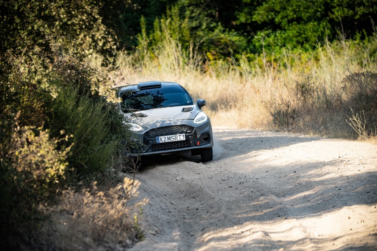 Nuova Ford Fiesta Rally3