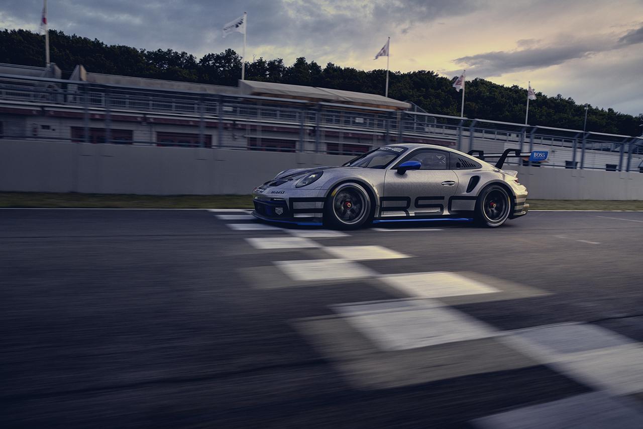Porsche 911 (992) GT3 Cup 2021