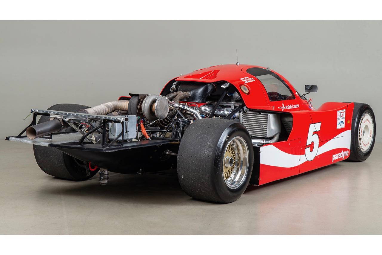 Porsche 962, IMSA 1984