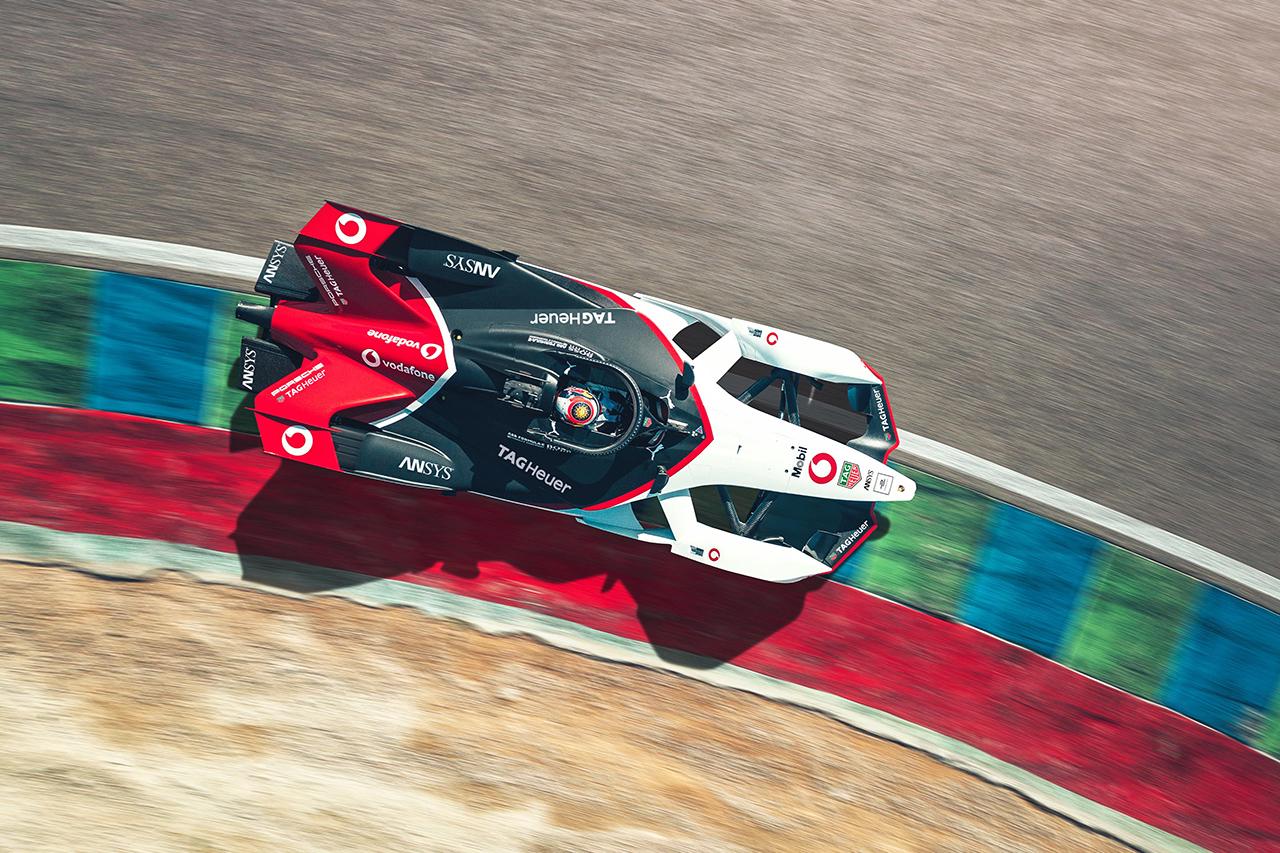 Porsche 99X Electric 2019