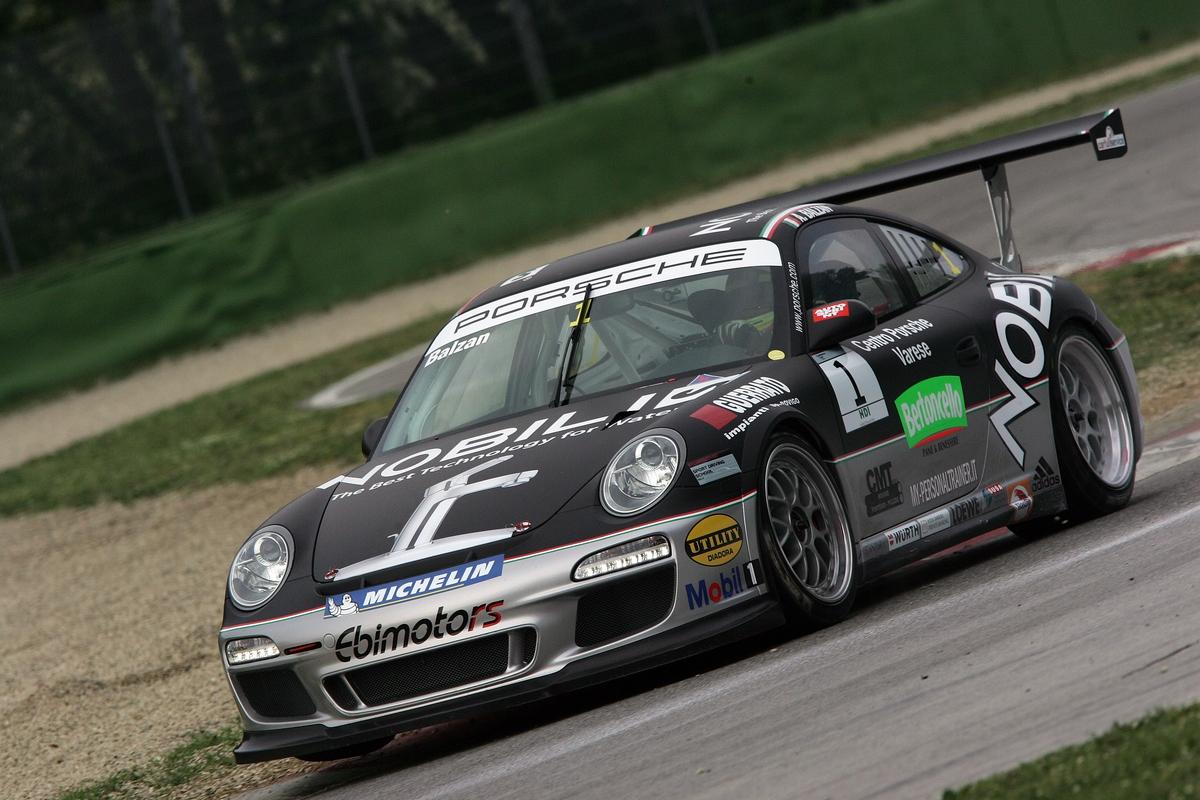 Porsche Carrera Cup Italia - Imola - 2011