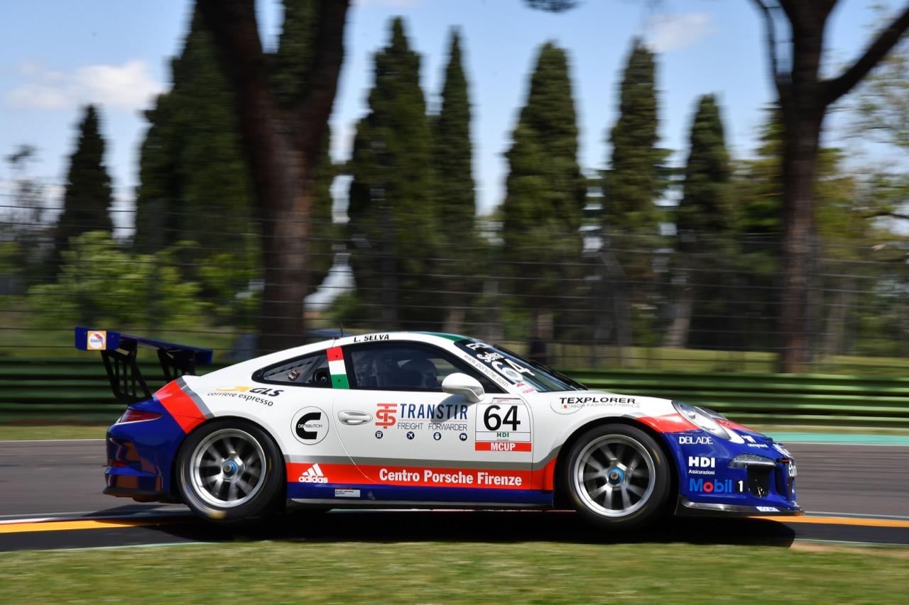 Livio Selva (ITA),Porsche 911-GT3 Cup,Ebimotors Srl