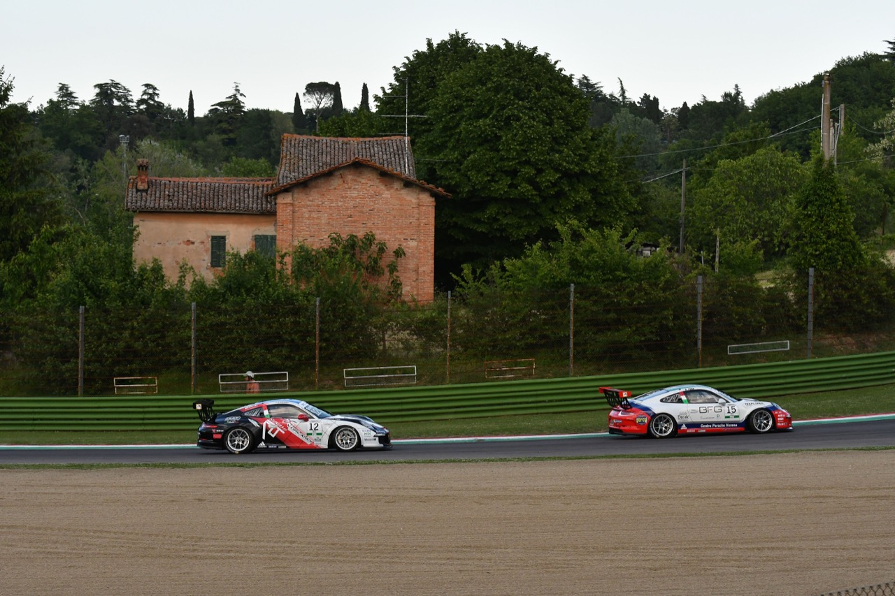 Alessio Rovera (ITA),Porsche 911-GT3 Cup,Tsunami RT