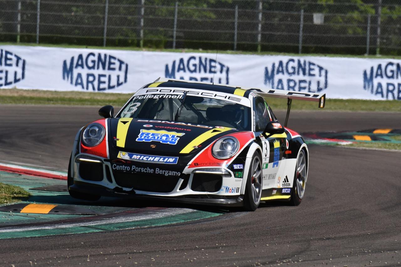 Simone Pellegrinelli (ITA), Porsche 911 GT3 Cup,Bonaldi Motorsport