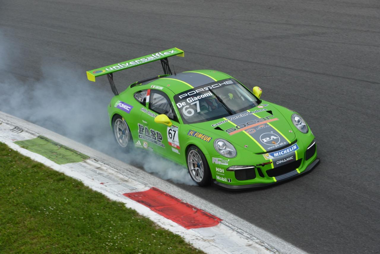 Porsche Carrera Cup Italia Monza (ITA) 29-31 05 2015