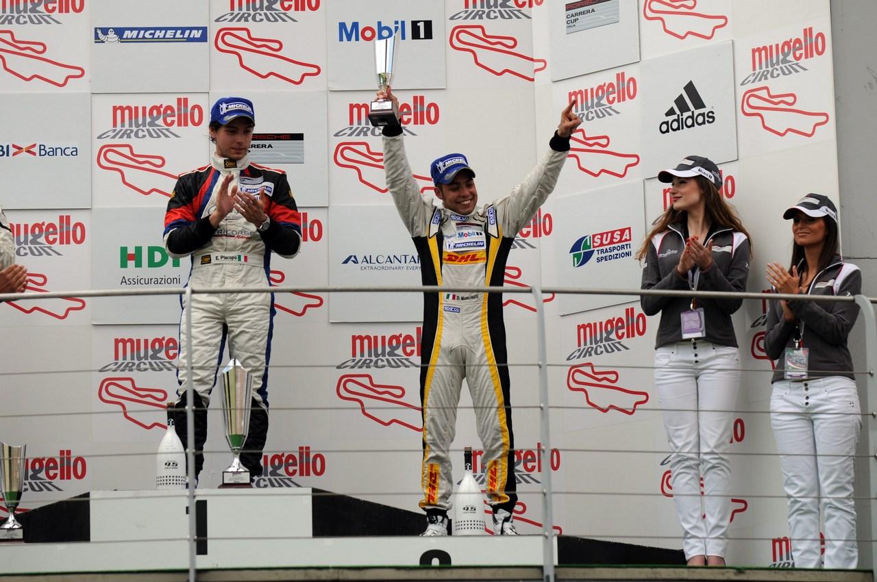 Porsche Carrera Cup Italia, Mugello (ITA), 08-10 giugno 2012