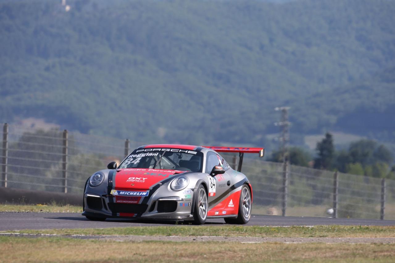 Federico Reggiani Curti (ITA), Porsche 911 GT3 Cup,Ghinzani Motorsport