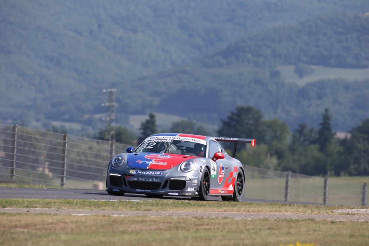 Gianmarco Quaresmini (ITA), Porsche 911 GT3 Cup,Dinamic  Motorsport