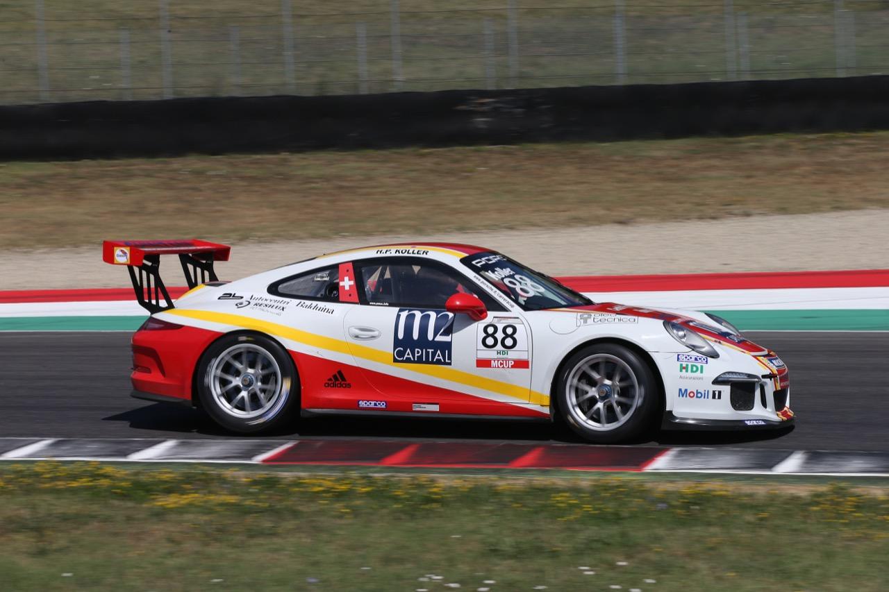 Hans Peter Koller (DEU),Porsche 911-GT3 Cup,Ghinzani Arco Motorsport