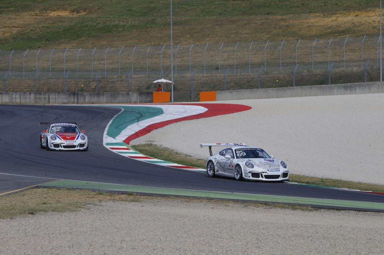 Walter Ben (ITA), Porsche 911 GT3 Cup, Bonaldi Motorsport