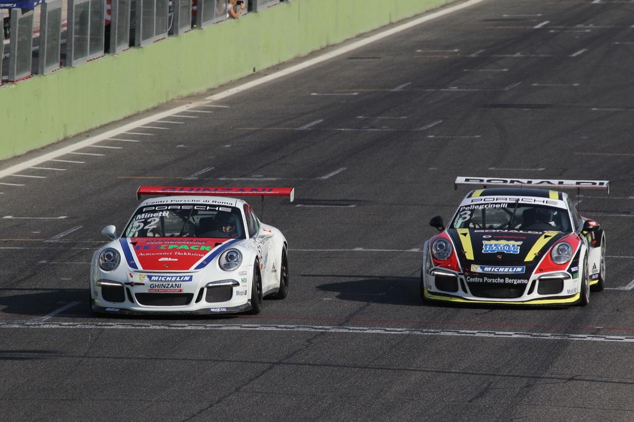 Roberto Minetti (ITA), Porsche 911 GT3 Cup,Ghinzani Motorsport
