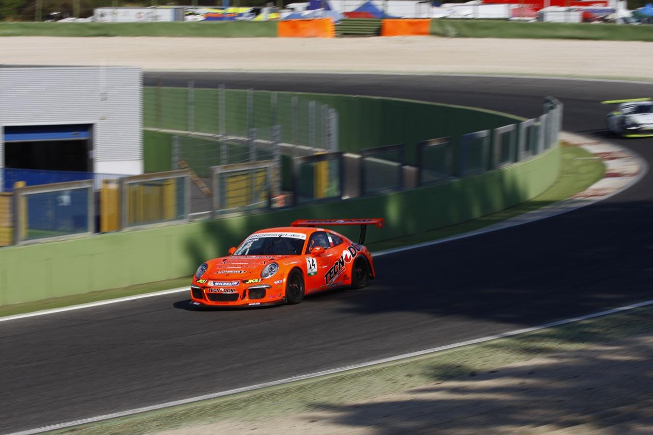 Jonathan Giacon (ITA), Porsche 911 GT3 Cup,Dinamic Motorsport