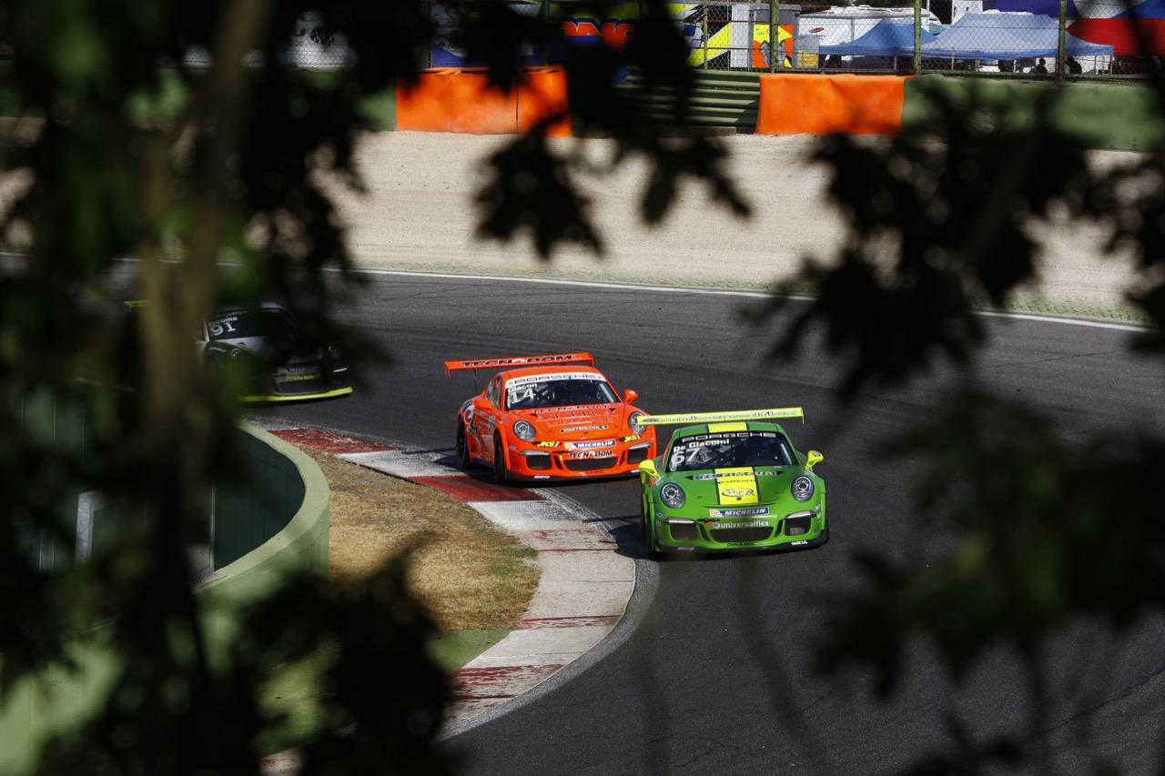 Alex De Giacomi (ITA), Porsche 911 GT3 Cup,Team Dinamic