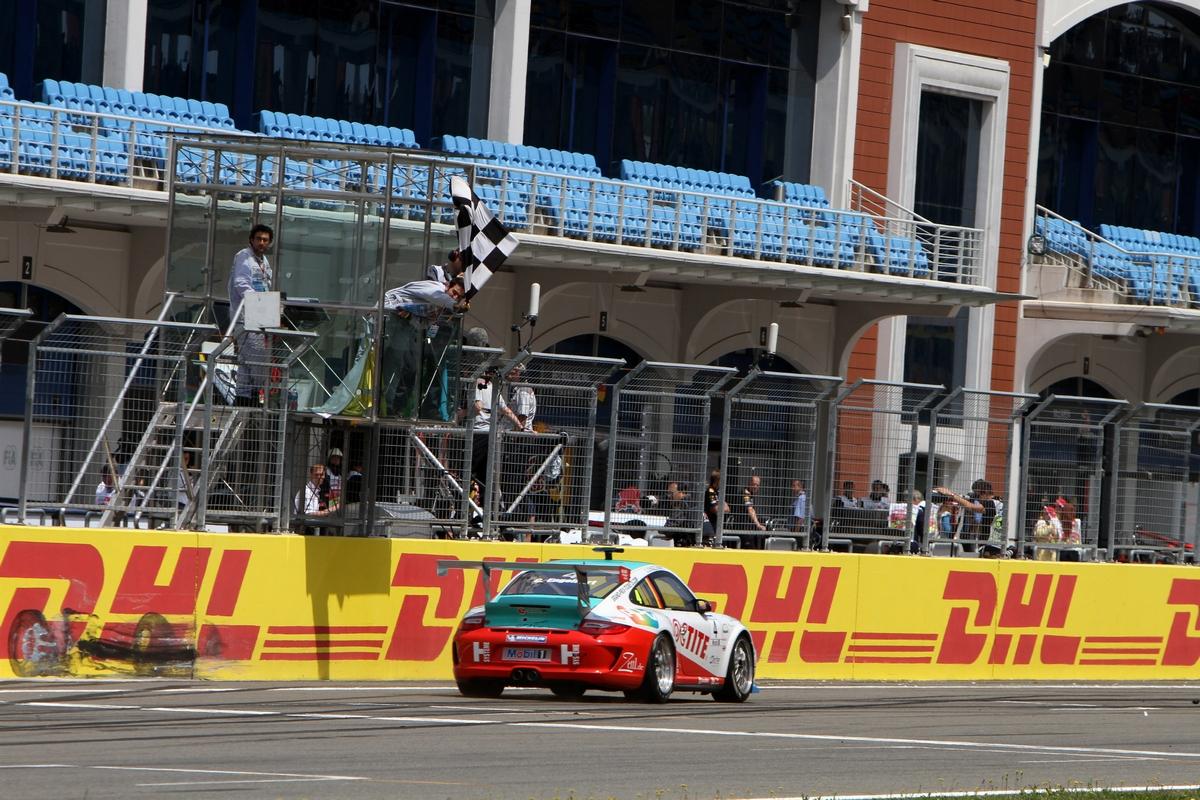 Porsche Super Cup - Istanbul - 2011