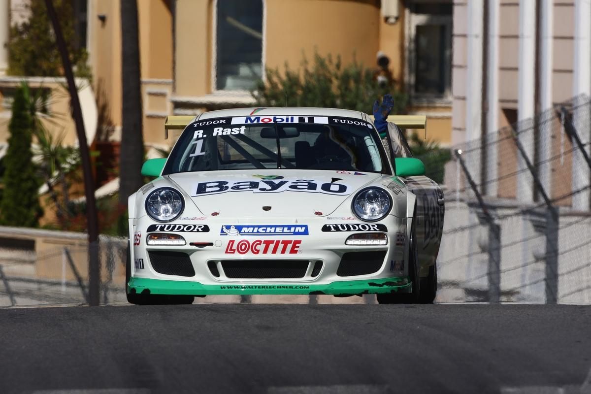 Porsche Supercup - Montecarlo - 2011