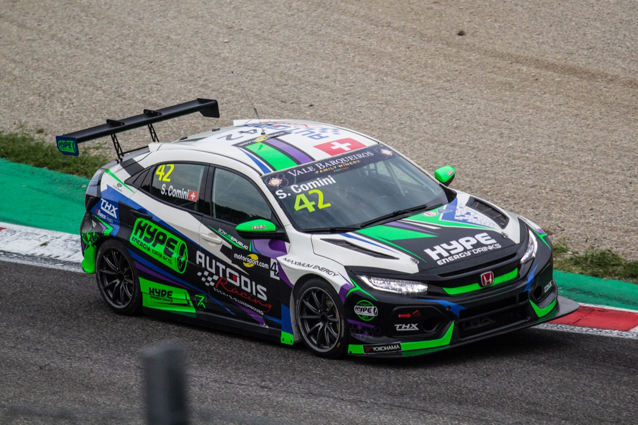 Race Republic First Event - TCR Europe Monza