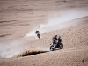 Cyril Despres in action during the 6th stage of Dakar Rally between Iquique and Arica, Chile on january 7th, 2011