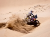 Cyril Despres in action during the 8th stage of  Dakar Rally between Antofagasta and Copiapo, Chile on january 10th, 2011