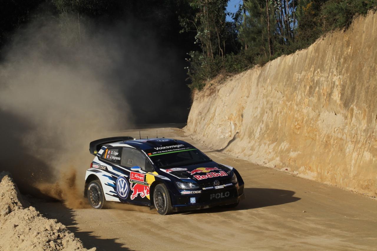 Rally del Portogallo, Porto 21-24 05 2015