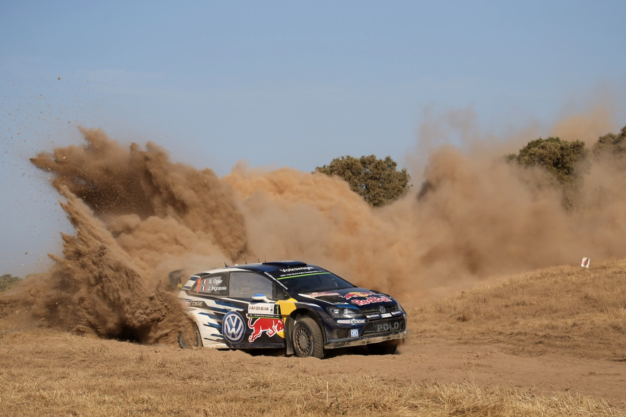 Rally Italia Sardegna, Alghero 11-14 06 2015