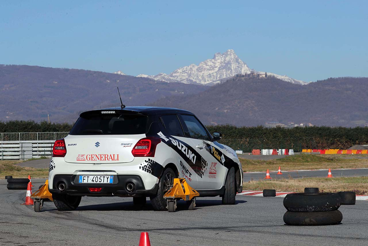 Rally Italia Talent 2019 - Circuito Internazionale di Busca
