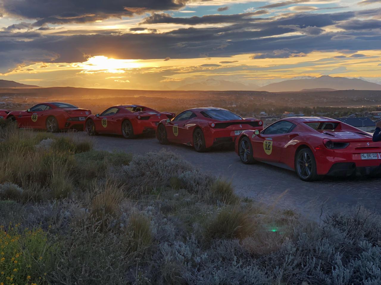 Rally Passione Unica Ferrari 2018