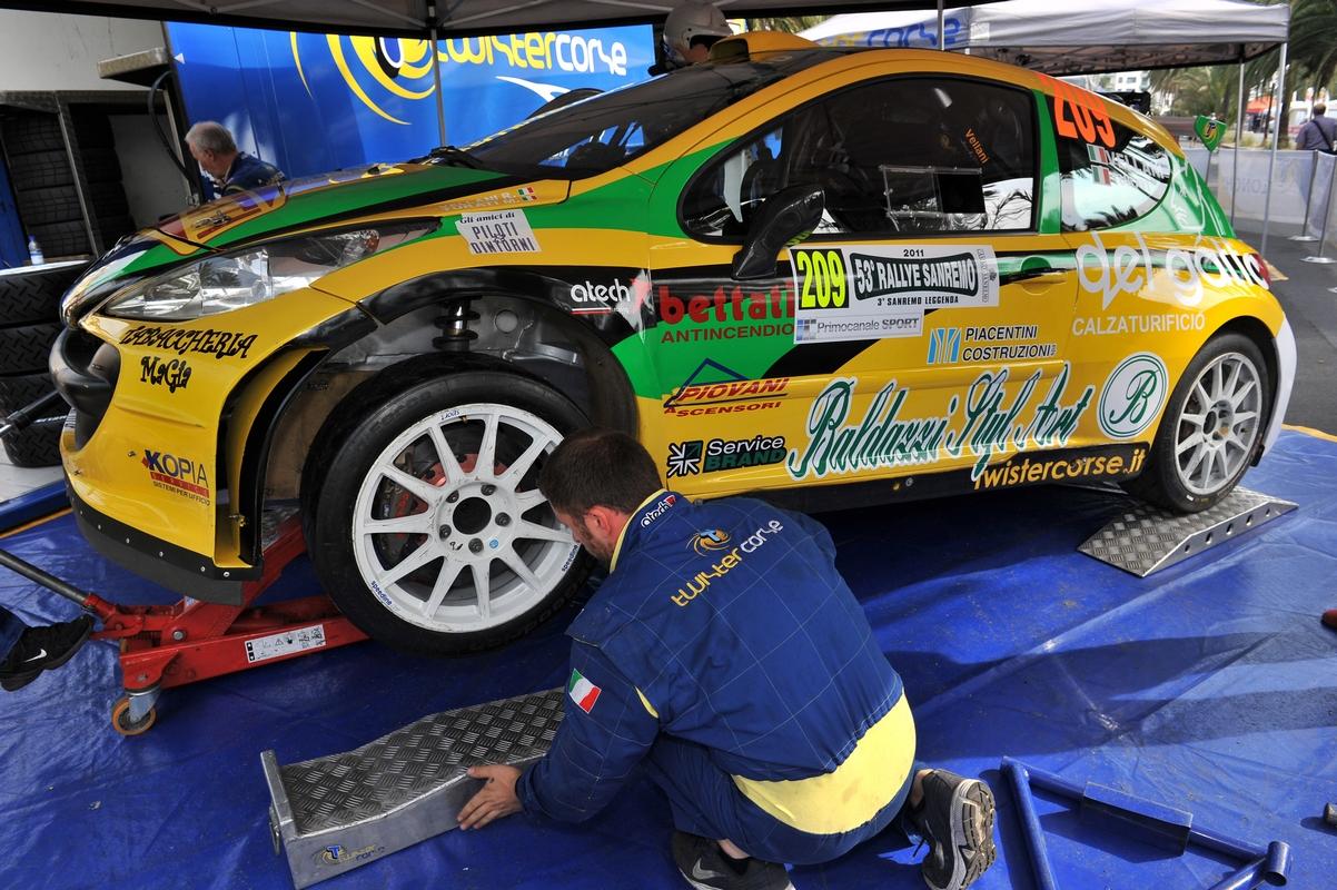 Rally Sanremo - 2011