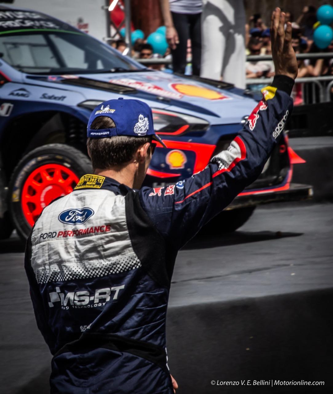 Rally Sardegna 2018