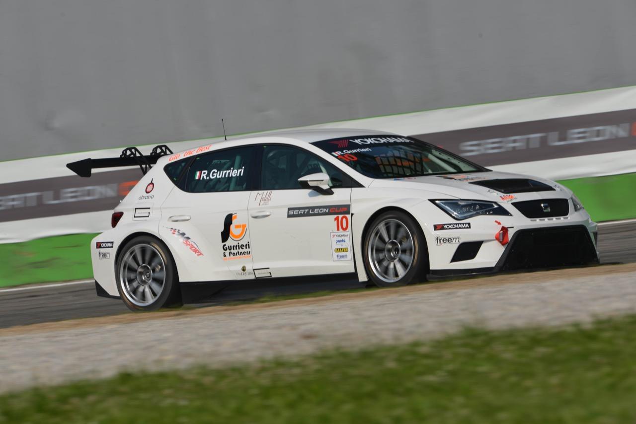 Seat Leon Cup Monza (ITA) 29-31 05 2015