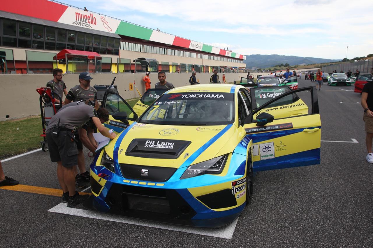 Seat Leon Cup Mugello (ITA) 14-16 07 2017