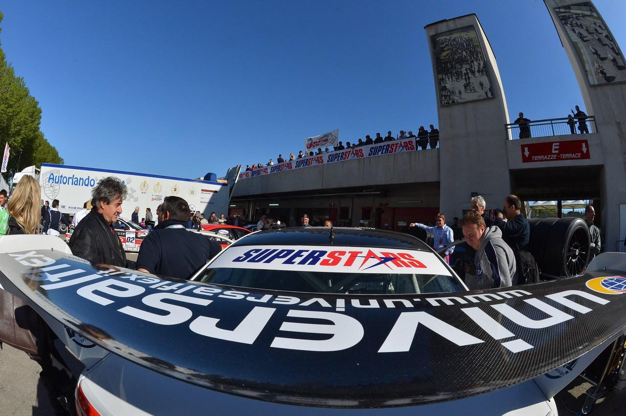 Superstars Series, Imola, 21 - 22 aprile 2012