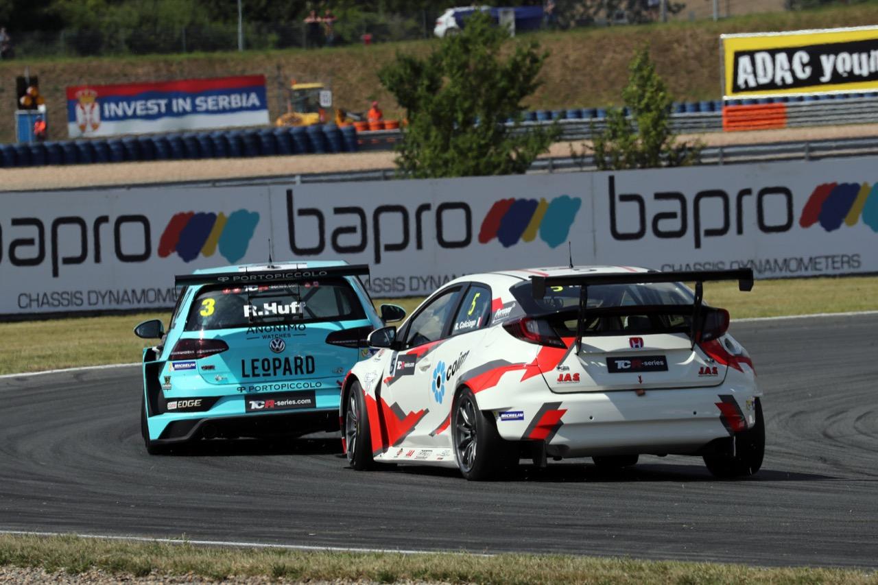 08.07.2017 - Roberto Colciago (ITA) Honda Civic TCR, M1RA