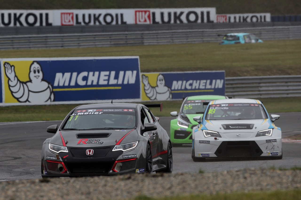 09.07.2017 - Race 1, Jens Reno Moller (DEN) Honda Civic TCR, Reno Racing