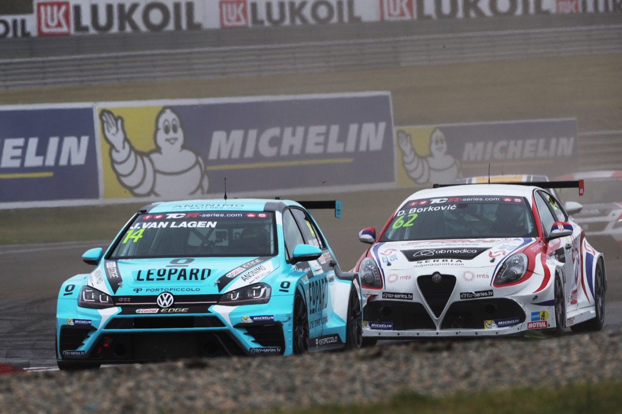 09.07.2017 - Race 1, Jaap van Lagen (NED) Volkswagen Golf GTi TCR, Leopard Racing Team WRT